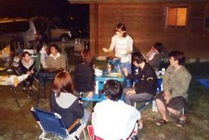 キャンプ BBQ