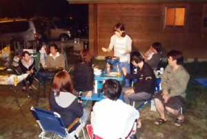 H23.キャンプ BBQ