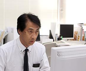 常務執行役員 工事営業部長 太田 昭夫